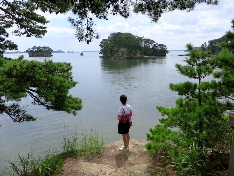 Matsushima Japan girl IKIMASHO