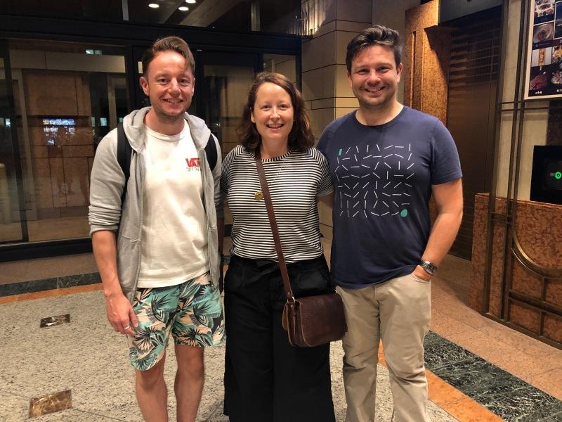 From Fukuoka to Tokyo, 15 years later