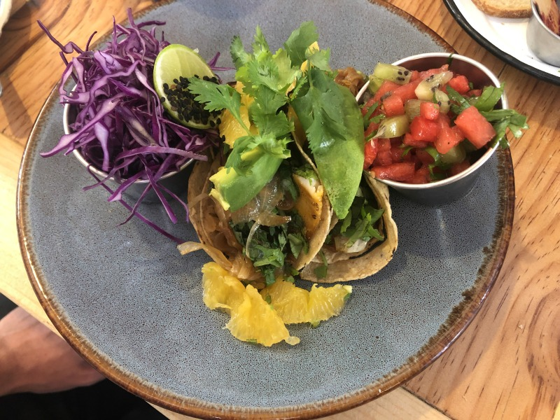 Guanajuato Mexico fish tacos