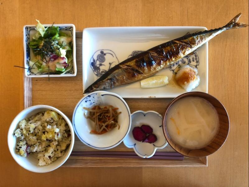 Lunch tokyo