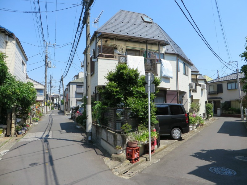 Tokyo suburbs ikimasho