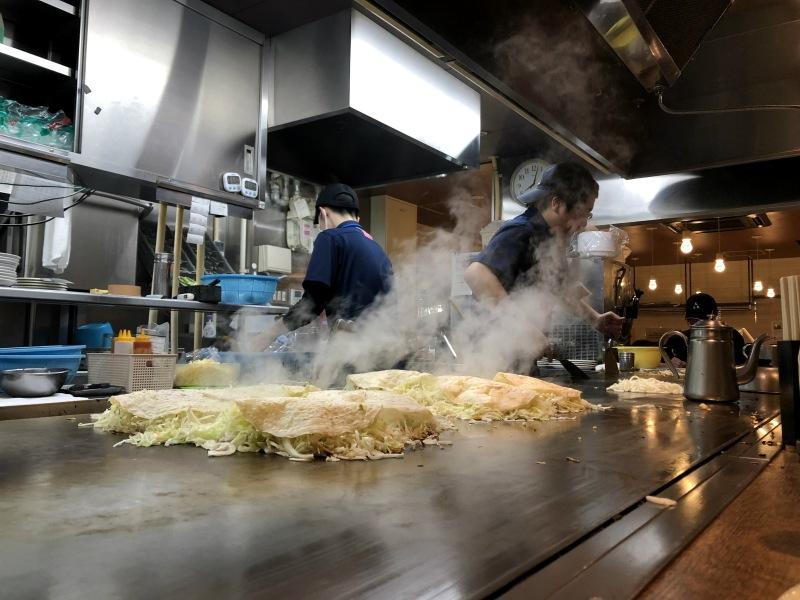 Hiroshima Okinomiyaki