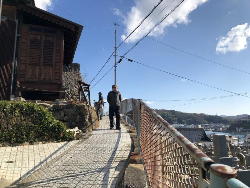 Onomichi Temple Walk Hiroshima view 1