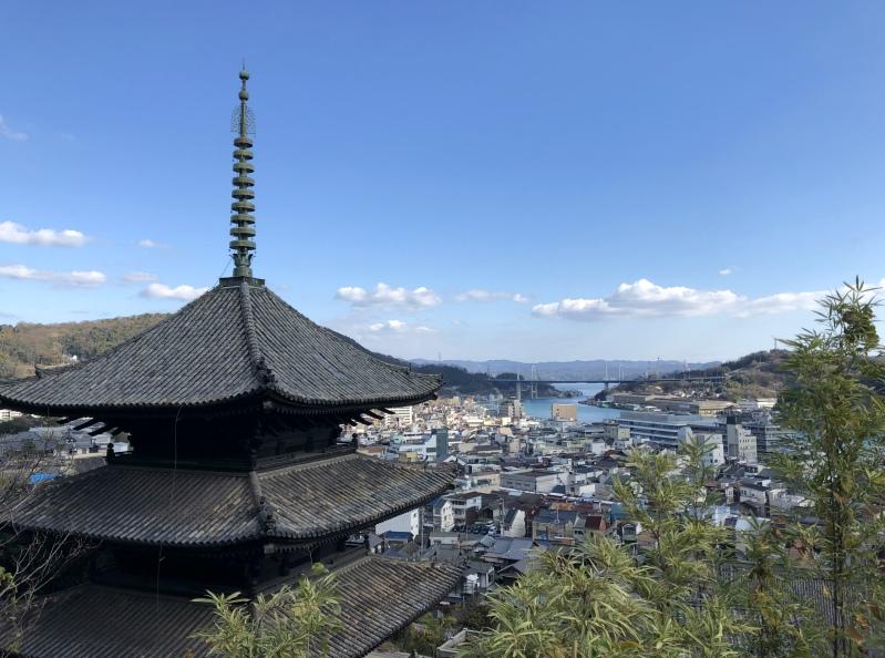Onomichi Temple Walk Hiroshima view 10