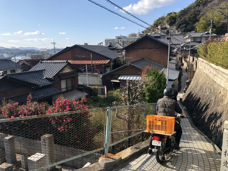Onomichi Temple Walk Hiroshima view 2
