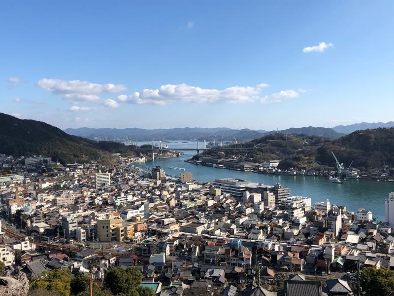 Onomichi Temple Walk Hiroshima view 8