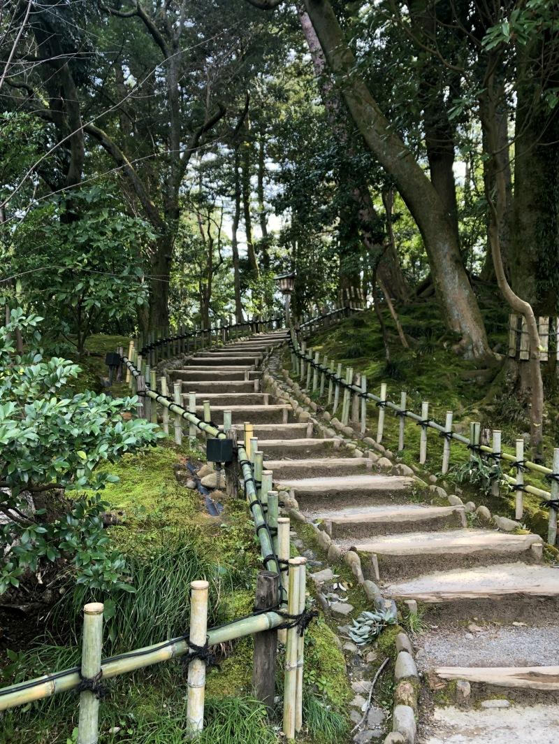 Kenrokuen, Kanazawa sunshine 2