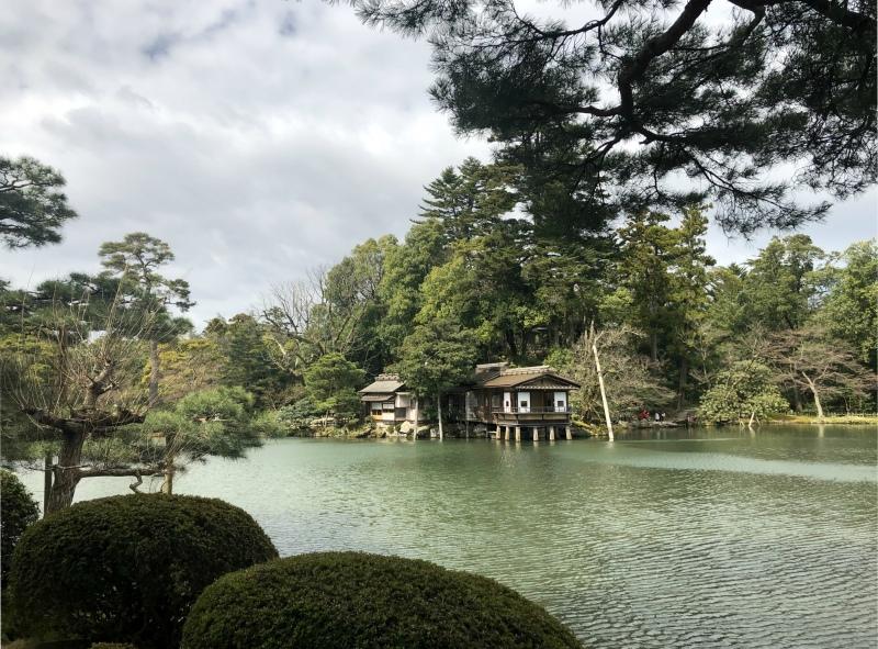 Kenrokuen, Kanazawa sunshine 4