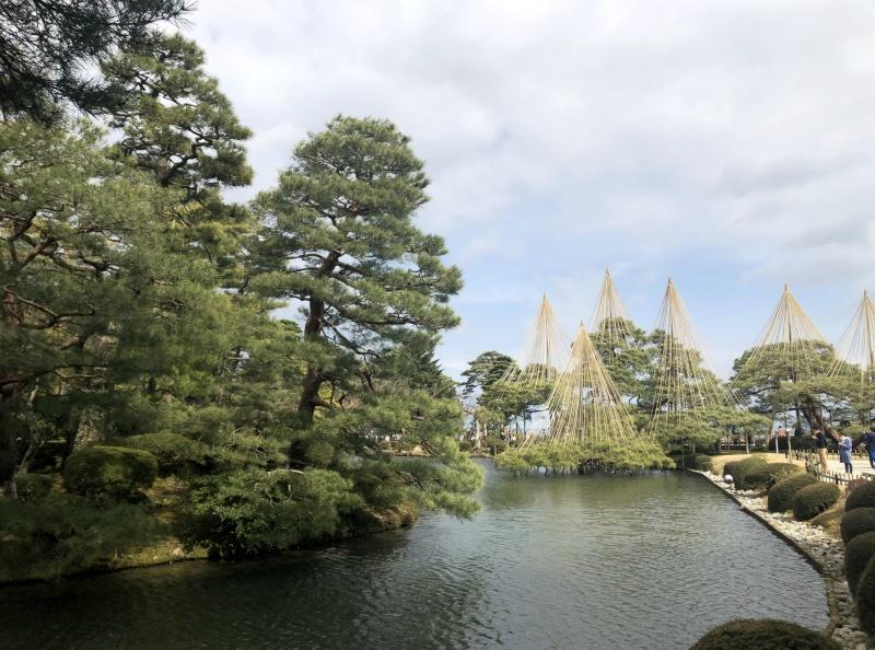Kenrokuen, Kanazawa sunshine 5