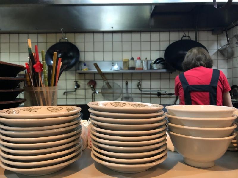 local restaurant tokyo small japan quaint