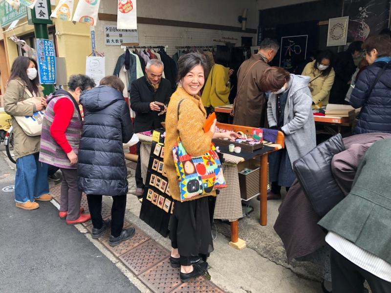 local shopping tokyo
