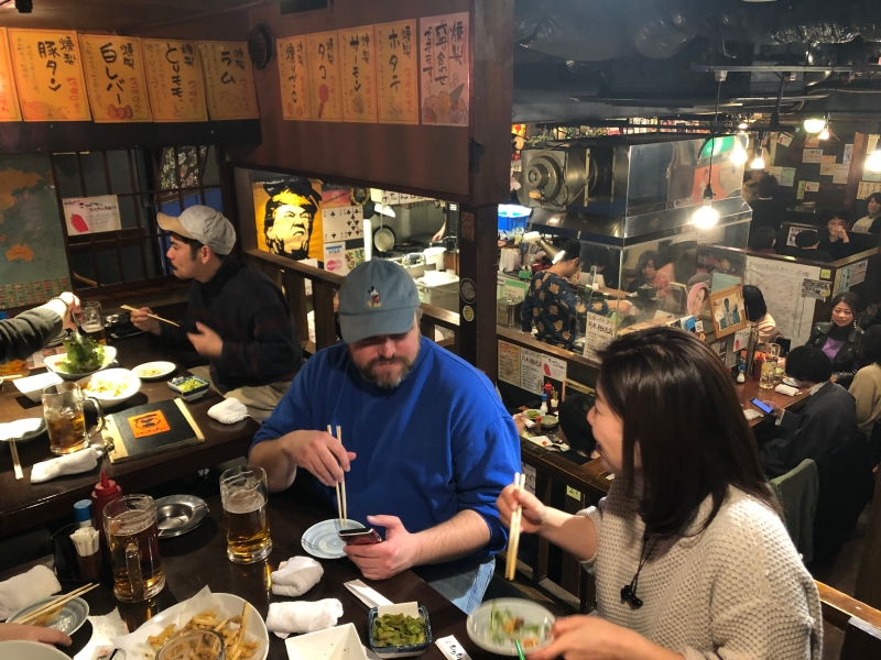 Tori ton kun shimokitazawa tokyo