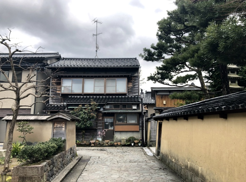 12. Kanazawa trip samurai district nagamachi