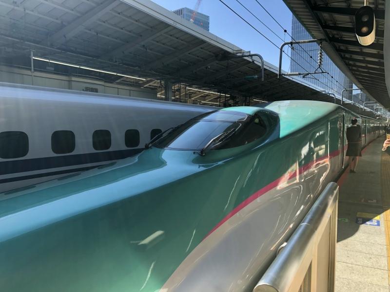 2. Kanazawa trip Shinkansen