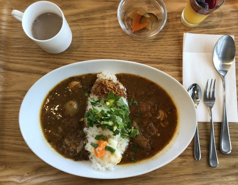 26. Kanazawa trip curry rice lunch