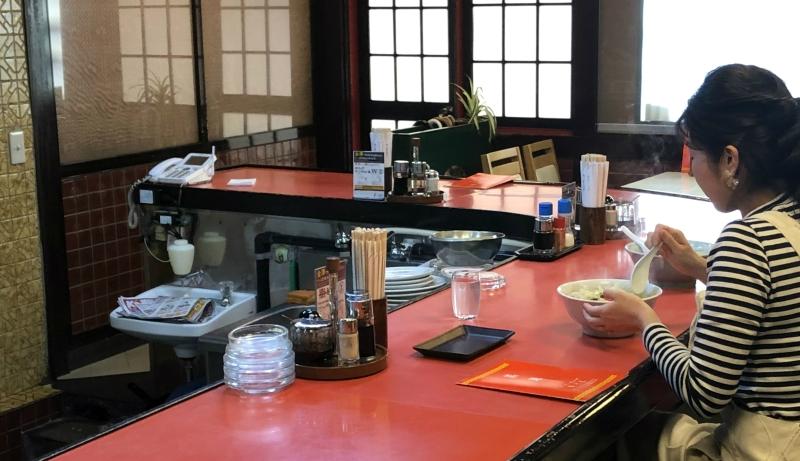 27. Kanazawa trip local restaurant chinese showa