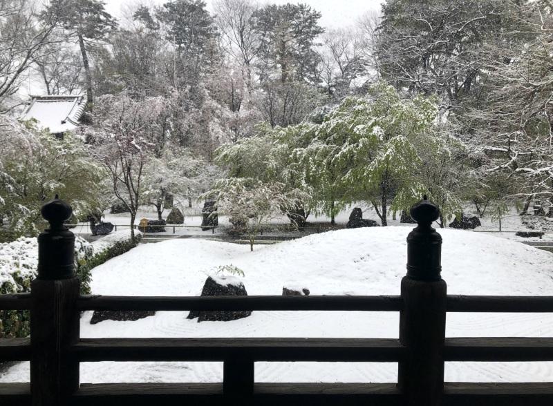 snow tokyo temple 2