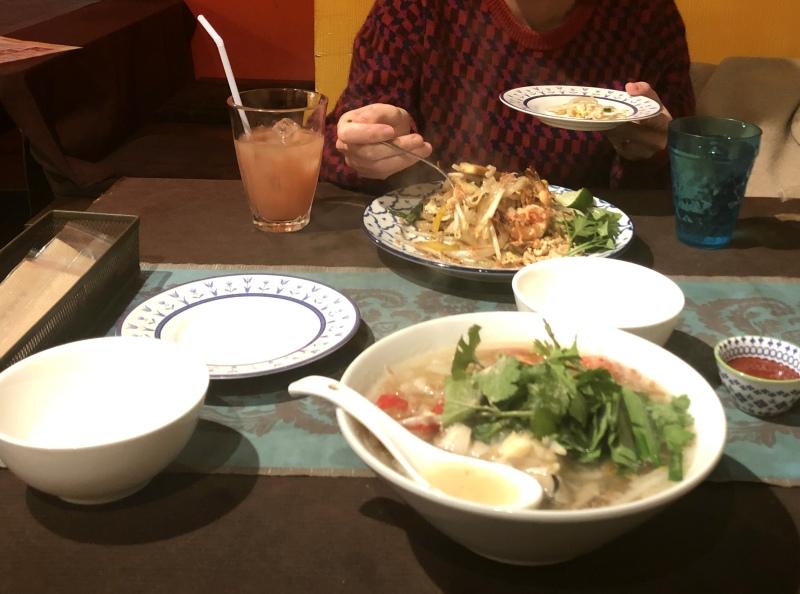 thai food tokyo