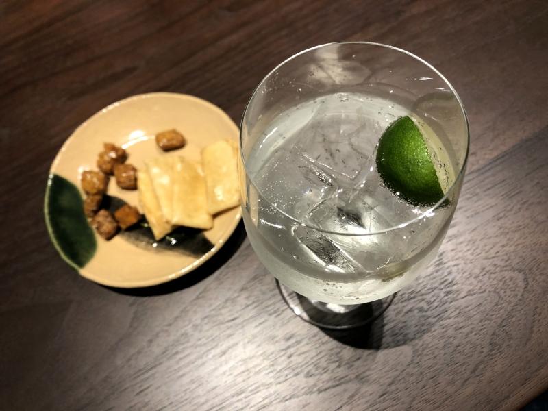 Sowaka welcome drink